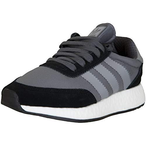 adidas I-5923 Iniki Women Sneaker Trainer (38 EU, schwarz/grau)