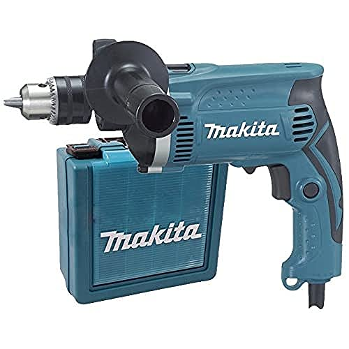 Makita HP1630K Trapano a percussione 710W + valigetta