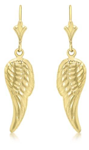 Carissima Gold Damen-Ohrringe 375 9 Karat (375) Gelbgold