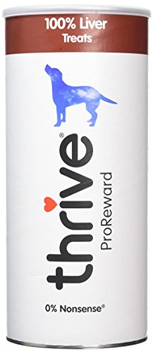 Thrive ProReward 100% Liver Treats for Dogs