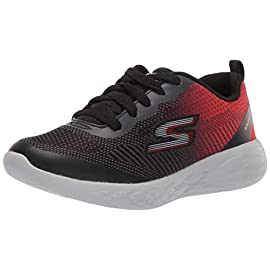 Skechers-Go-Run-600-Haddox-Zapatillas-para-Nios