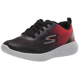 Skechers-Go-Run-600-Haddox-Zapatillas-para-Nios