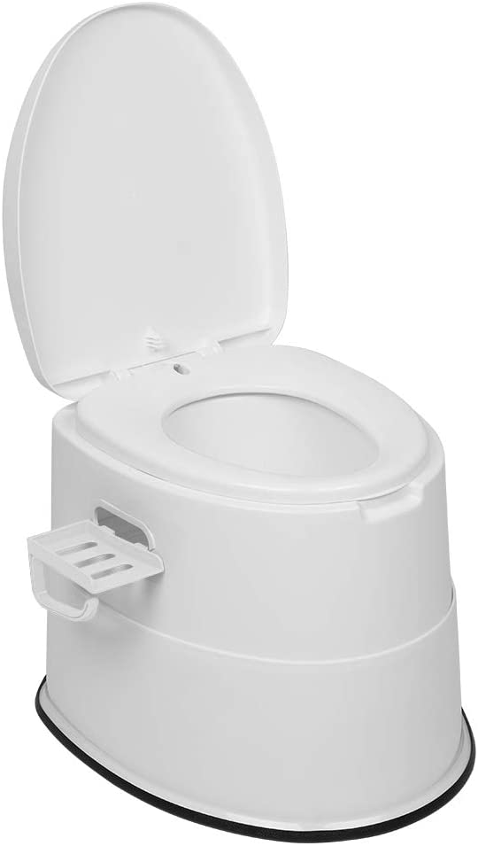 Free shipping anywhere in the nation FRITHJILL Limited time for free shipping Portable Toilet Camping Pap Travel with