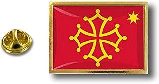 Spilla Pin pin's Spille spilletta Giacca Bandiera Badge occitana occitania