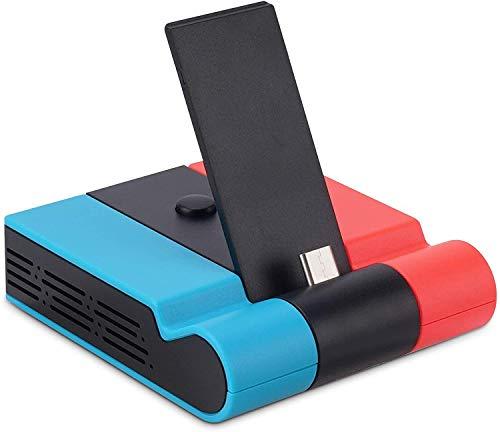 Base de conexión para Nintendo Switch, Base de Carga Plegable Tipo C, Adaptador HDMI Compatible con el Modo Samsung Dex, el Modo Huawei PC y TV
