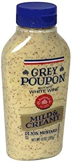 Best grey poupon mild and creamy Reviews