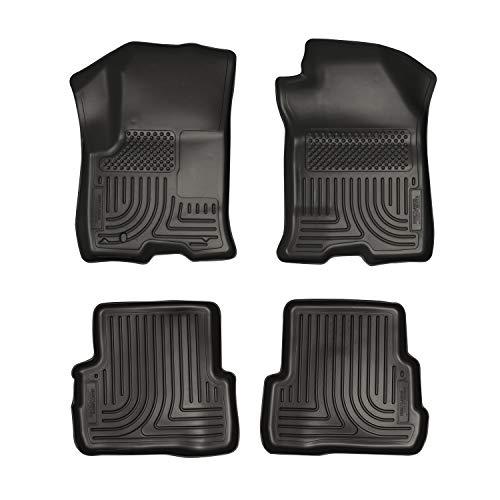 Nylon Carpet Black Coverking Custom Fit Front Floor Mats for Select Infiniti G35 Models