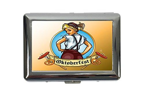 Zigarettenetui Box Abenteurer Oktoberfest Bedruckt