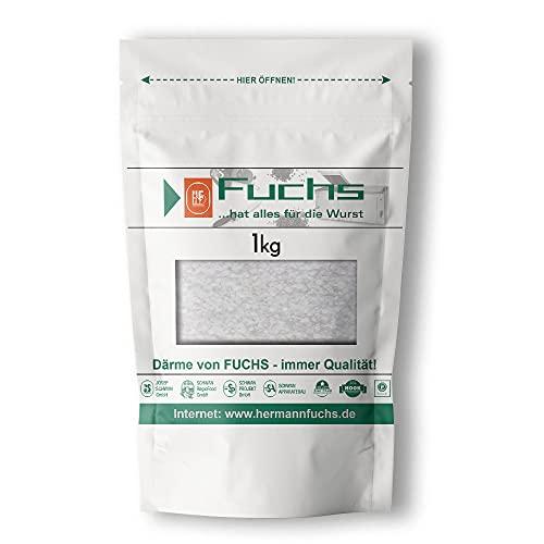 Nitritsalz / Pökelsalz im 1 kg Stand - Beutel