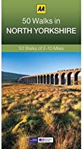 [(50 Walks in North Yorkshire)] [ By (author) AA Publishing ] [June, 2014]