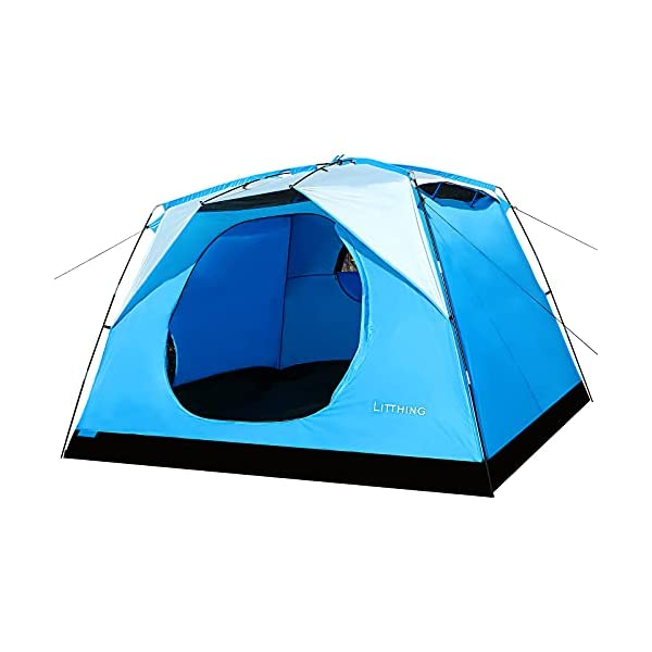 6-Person-Tents-for-Camping-Water-Resistance-Windproof-Beach-Tent-Instant-Cabin-Tent-for-FishingClimbing