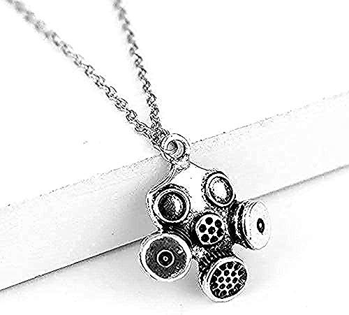 BEISUOSIBYW Co.,Ltd Necklace Fashion Men Necklace Dr. Who Necklace Doctor Who are You My Mother Pendant Necklace for Men Gift Accessories Pendant Necklace Chain for Women Men