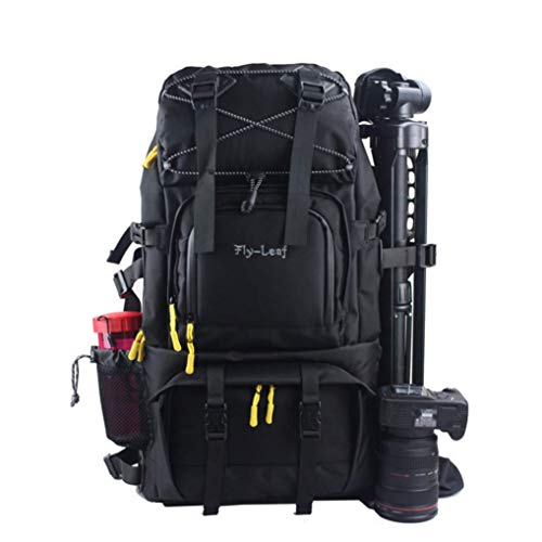 G-raphy Large Professional DSLR Camera & Laptop Travel Backpack Gadget Bag/Rain Cover for Digital Cameras, 17inch Laptop, Tablet, Lens Kit for Full Frame Mirrorless Digital Camera