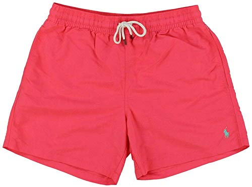 Polo Ralph Lauren Mens Printed Swim Shorts Beach Trunks