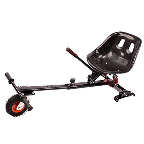 NFJ Accesorio de Asiento Hoverboard Hoverboard Go Kart Longitud Ajustable para Scooter...
