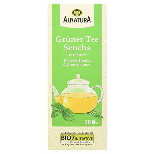 bester der welt Bio-Grüntee Arnatura Sencha, 20 Beutel, 6 Beutel (6 x 30 g) 2021