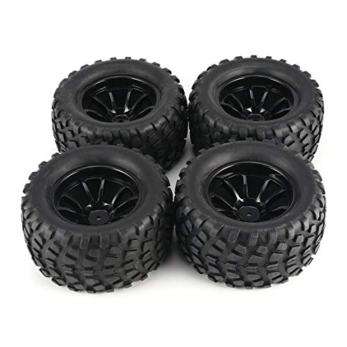MagiDeal 1:10 Scale Durable Steel Rope 4Pcs per Traxxas RC4WD Crawler Truck
