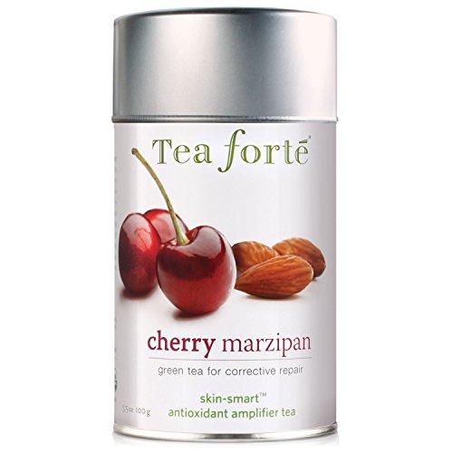 Tea Forte Skin-Smart CHERRY MARZIPAN Organic Loose Leaf