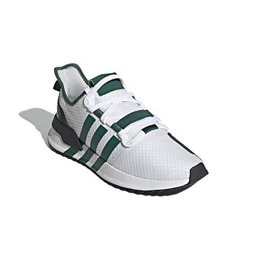 adidas Zapatillas deportivas U_Path Run, color Blanco, talla 45 1/3 EU