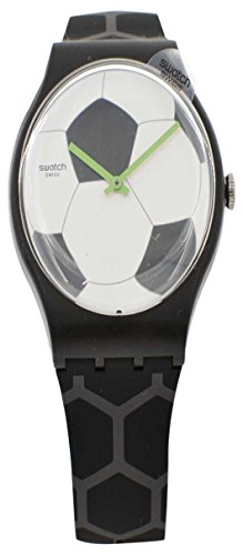 Watch Swatch New Gent SUOZ216 FOOTBALLISSIME - UEFA EURO 2016 Football European Championships Special Edition