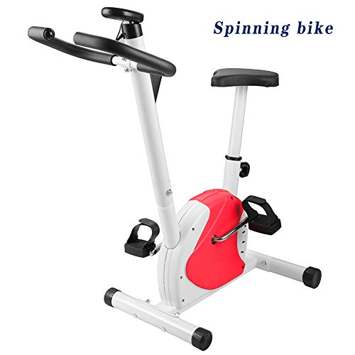 Read About Folding Exercise Bike, Foldable Magnetic Vertical Bicycle, with A Weight of 100Kg, Which ...