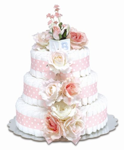 Bloomers Baby Diaper Cake...