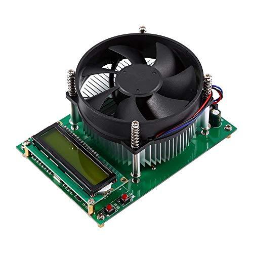 150W Konstantstrom Elektronische Last Kartenbatterie Entladen Konstantstromlast Kapazität Tester Instrumentierung Modul mit Kühler Lüfter