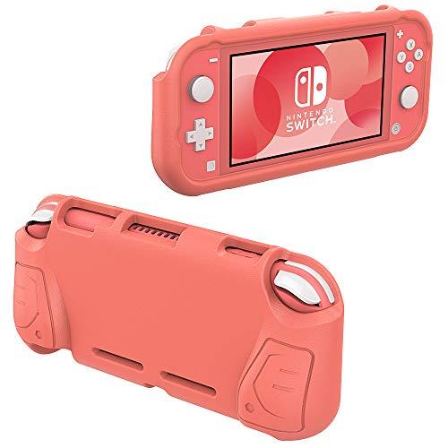 Accesorios Nintendo Switch Lite Rosa Marca MoKo