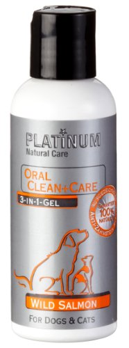 Platinum Natural Gel 3 in 1 Salmon Oil, 1er Pack (1 x 120 ml Packung)