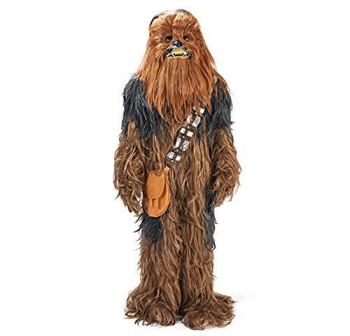 Generique - Chewbacca-Kostüm für Erwachsene Star Wars