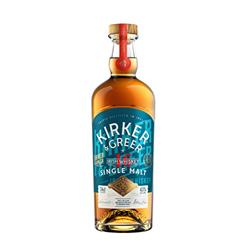 Kirker & Greer - Single Malt Irish - 16 year old Whisky