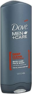 Dove Men+Care Body Wash Deep Clean 400ml