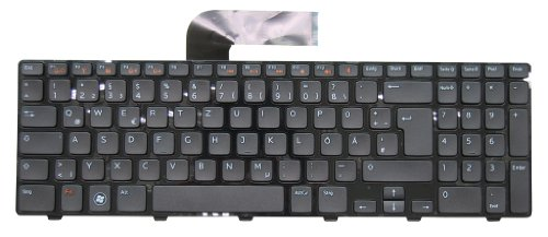 TC keyboard Dell Inspiron 15R N5110series DE without backlight