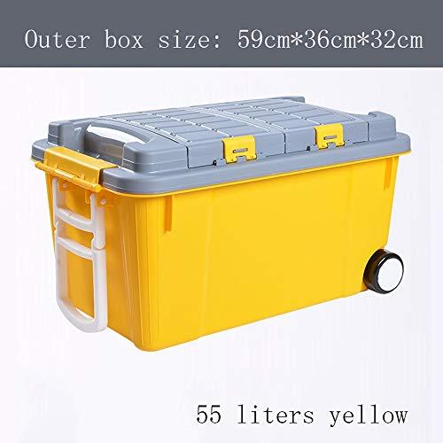AXWT Caja de almacenamiento de caja de almacenamiento de