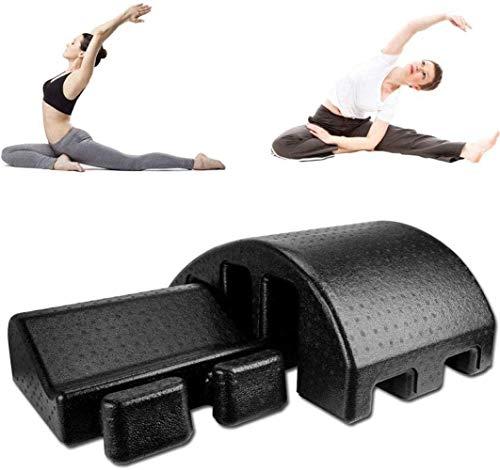 Pula-Massage-Bett Spinal Aligner, Pilates Arc Pilates Massage Tisch Yoga Multi-Funktions-Spine-Orthese Chiropraktik Bett Schaum Balanced Body verstellbare Rücken Wirbelsäule Körperhaltung Korrektor fo
