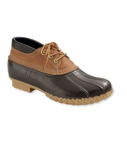 L.L.Bean(エルエルビーン) メンズ ブーツ フルグレイン・レザー ビーン・ブーツ ガムシューズ タン/ブラウン...