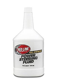 Red Line 30404 Power Steering Fluid - 1 Quart Bottle