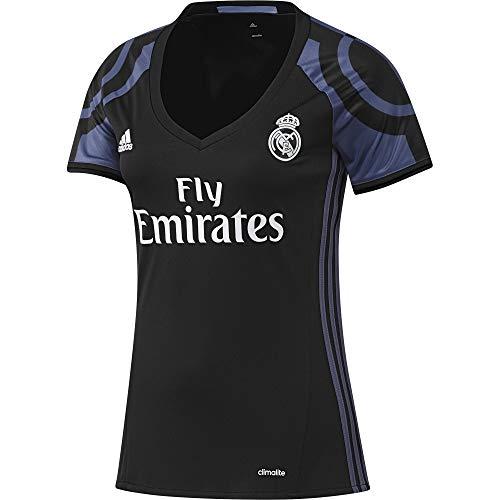 adidas 3 JSY W Camiseta 3ª Equipación Real Madrid CF 2015/2016, Mujer,...