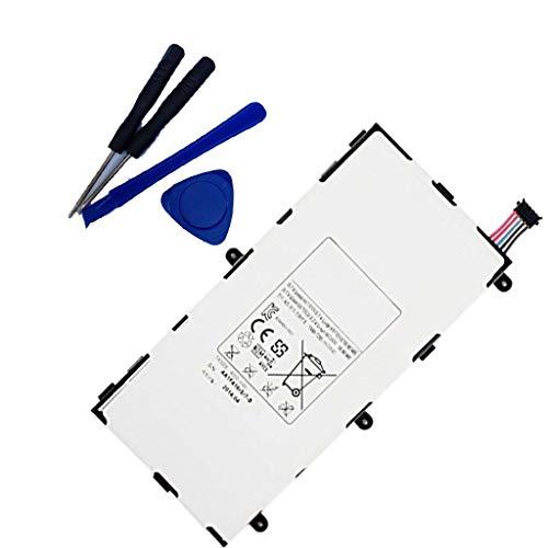 Centerpower 4000mAh Tablet Replacement Battery Lt02 for Samsung Galaxy Tab 3 7.0 Sm-t210r T210 T211 T217 T4000e Kids T2105 P3200 1588-7285 +tools