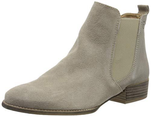Tamaris Damen 1-1-25315-24 Chelsea Boots, Beige (Taupe 341), 38 EU
