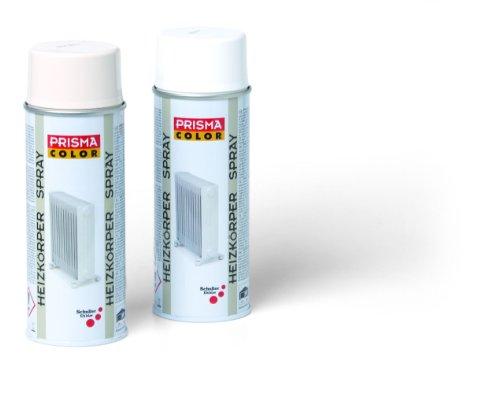 Heizkörper Spray weiß 1x Dose