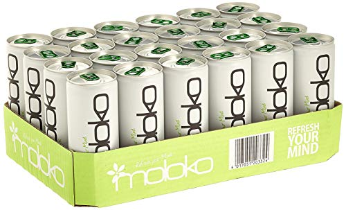 Moloko Softdrink Refresh your Mind, 24er Pack, EINWEG (24 x 250 ml)