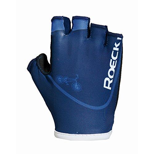 Roeckl Kinder Tito Handschuhe, Marine, 5