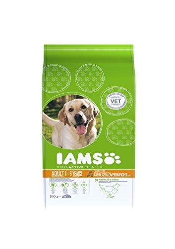 IAMS for Vitality Light in fat Alimento para Perros con Pollo Fresco [
