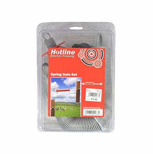 Hotline Kit de clôture électrique à Ressort pour Portail