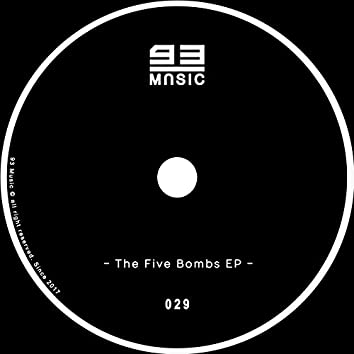 The Five Bombs EP