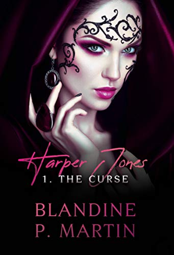 Harper Jones: 1. The Curse (English Edition)