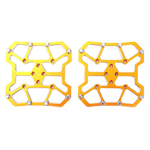 Cycling cleats Cleats for cycling shoes Cleat Pedals and cleats Cycle cleats Road bike cleats yellow,One Size