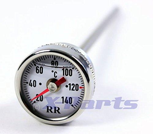 RR Öltemperatur Anzeige Ölthermometer XR 250 XL 600R XR 600R SLR 650