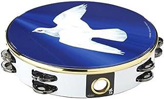 """Remo TA-9210-18 ستایش Tambourine - کبوتر مذهبی ، 10 """""""